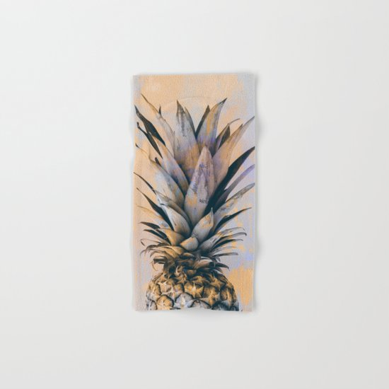 PINEAPPLE 2 Hand & Bath Towel