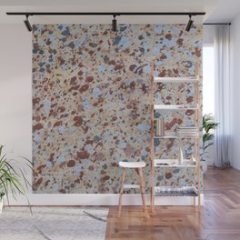 Colorful splashes Wall Mural