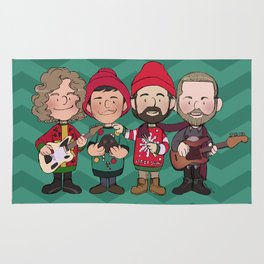 A Killers Holiday Rug