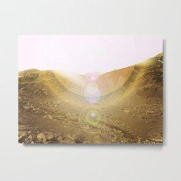 earth energy Metal Print