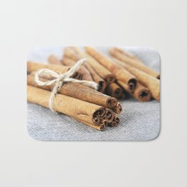 spices and food Bath Mat