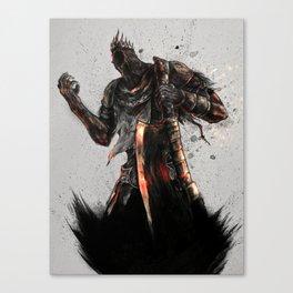 Yhorm the giant Canvas Print