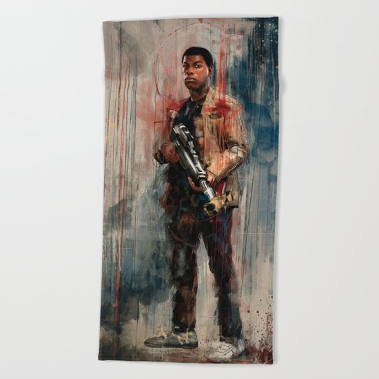 Finn Beach Towel