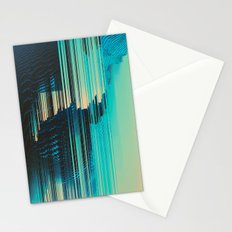 Rain on the Window Stationery Cards