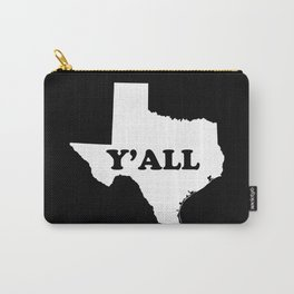 Texas Yall Carry-All Pouch