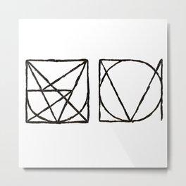 Venus Doom | HIM Metal Print