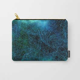 System Network Connection Carry-All Pouch