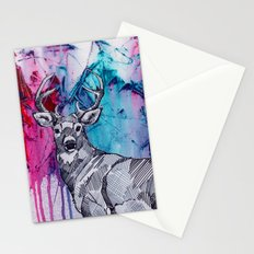 Oh my 'deer' Stationery Cards