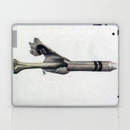 To The Core: White Laptop & iPad Skin