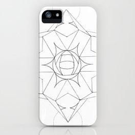 The Evil Eye iPhone Case