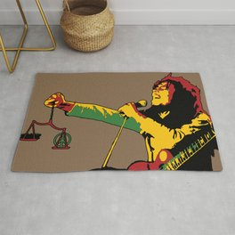 Redemption - Reggae Marley Rug