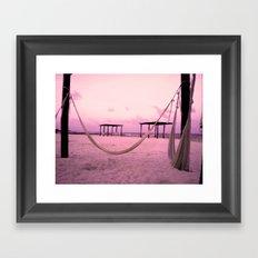 Domingo Framed Art Print