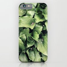 GREEN LEAVES Slim Case iPhone 6s
