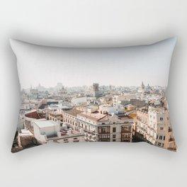 Valencia city   spain   photography   travel   architecture Rectangular Pillow