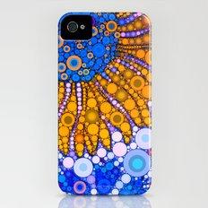 Flower Power! Slim Case iPhone (4, 4s)