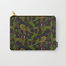 geo snakes Carry-All Pouch