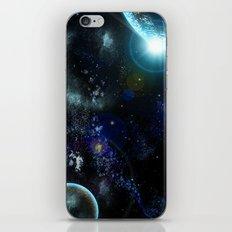 Final Frontier iPhone & iPod Skin