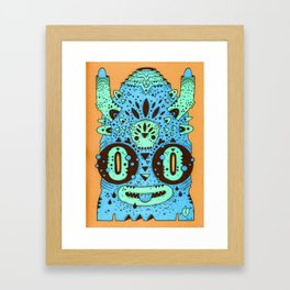 refresher Framed Art Print