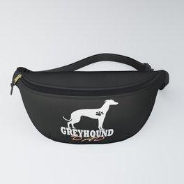 Greyhound Dad Dog Dad Motive I Dog Gift Fanny Pack