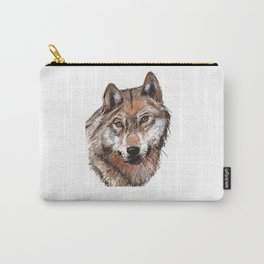 loup y es tu? Carry-All Pouch