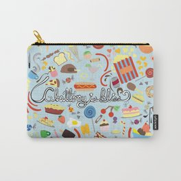 Gluttony Is Bliss Carry-All Pouch