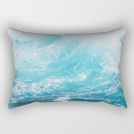 BLUE WAVES - 11318/3 Rectangular Pillow