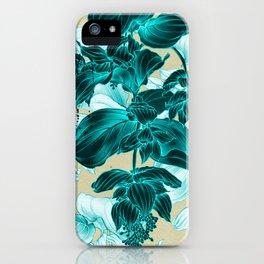 MEDINILLA 1 iPhone Case