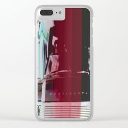 Old car Clear iPhone Case