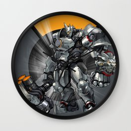 Reinhardt Wall Clock