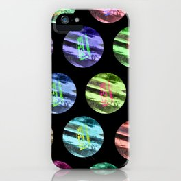 The Tape [Reverse Repeat] iPhone Case