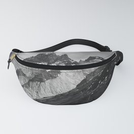 Patagonian Mountains Fanny Pack