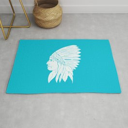Chief / White Edition Rug
