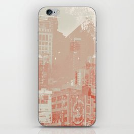 foundation iPhone Skin
