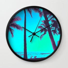 Neonized Memory Wall Clock