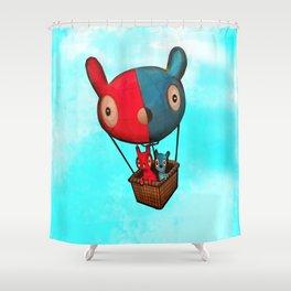 Yoo & Mee Shower Curtain