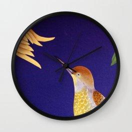 chinois 1844 Wall Clock