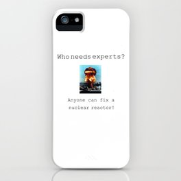 Expert 2 iPhone Case