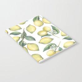 Lemon Fresh Notebook