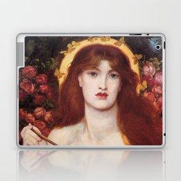 VENUS VERTICORDIA - ROSSETTI Laptop & iPad Skin