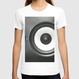 Loudspeaker T-shirt