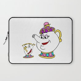 Mother and son Laptop Sleeve