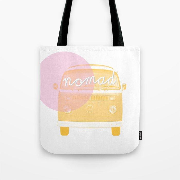 nomads Tote Bag