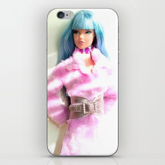 Lavender Lovely iPhone & iPod Skin