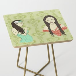 Princesas Side Table