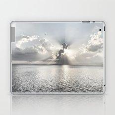 When the sun sets... Laptop & iPad Skin