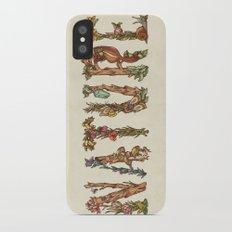 Nature Slim Case iPhone X