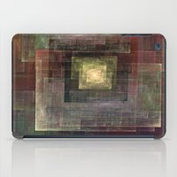 frames iPad Cases featuring Frames by TilenHrovatic