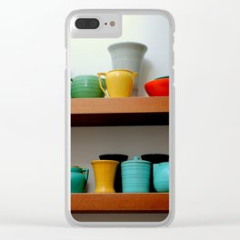 Not MY Stuff For A Change Clear iPhone Case