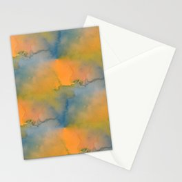 Watercolour Rainbow Stationery Cards