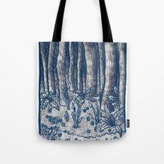 Oregon Forest Tote Bag